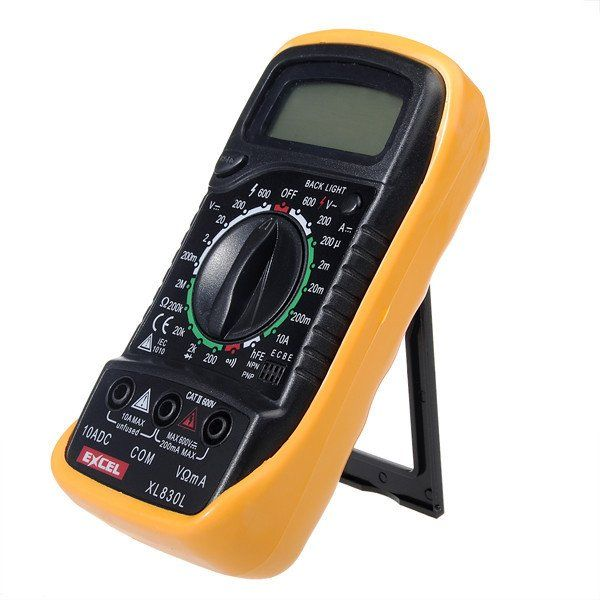 60 best best gadgets images on pinterest latest gadgets remote excel xl830l lcd digital voltmeter ohmmeter ammeter ohm multimeter tester fandeluxe Image collections