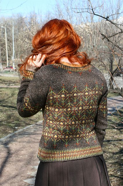 Ravelry: Project Gallery for Harvest Cardigan pattern by Robin Melanson