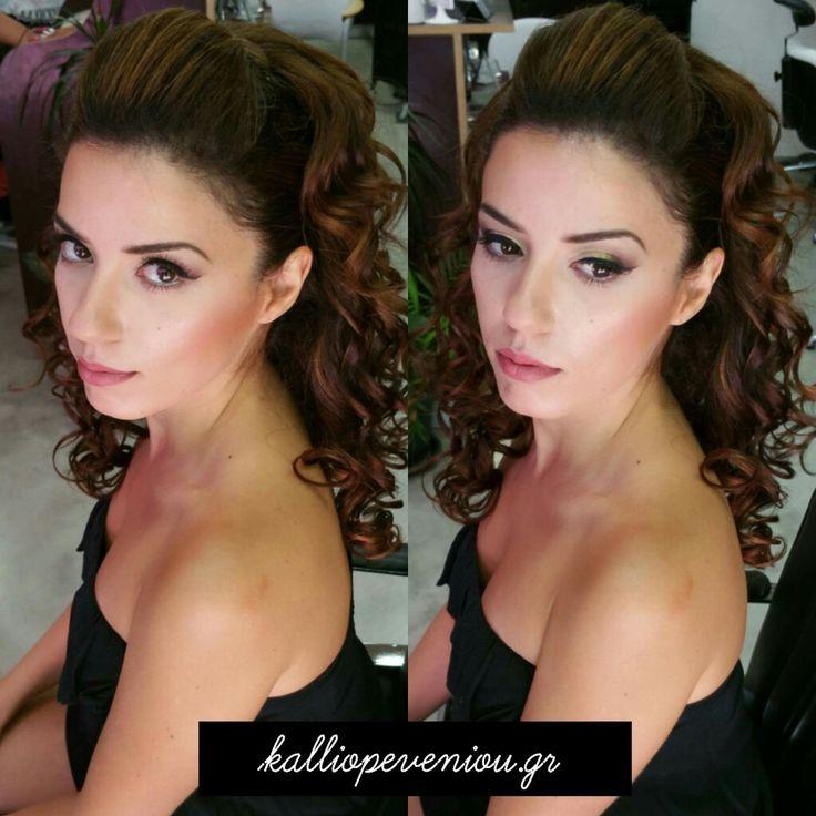 #makeup #hairstyle  #trusttheexperts #kalliopeveniou