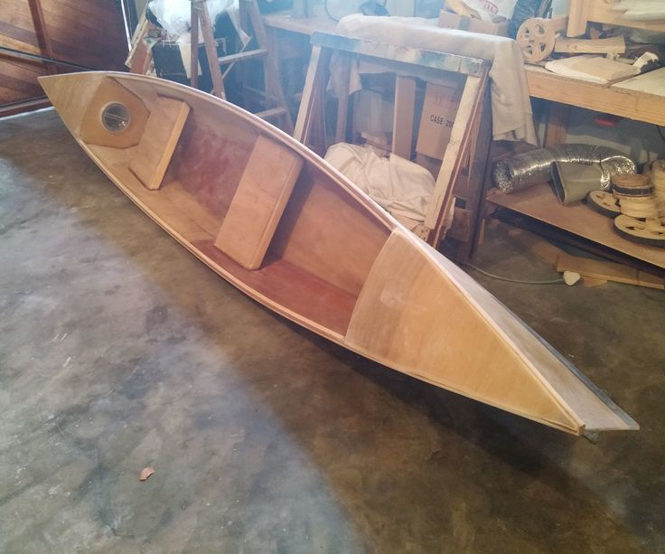 "Hi!I developed the urge to build my own canoe/kayak. It took a while to get the courage for the undertaking, and my research took me down several possible avenues. Eventually, with the tools, time and money I had on hand, I settled on a ""stitch & glue"" building method using plywood, fibreglass and varnish.This is the story of how I did it. Took me four months of about an hour per day, and a couple of weekend days. The total length of the boat is just under 4 meters.The end resu..."