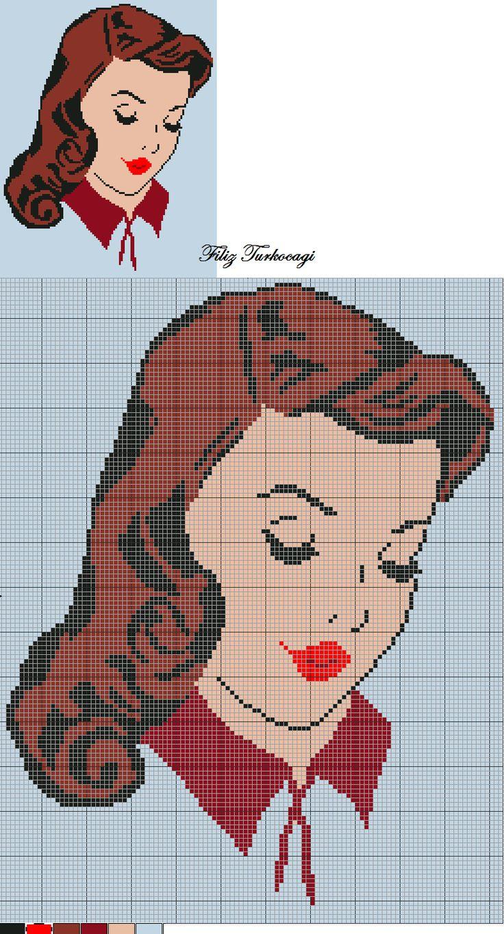 Best punto de cruz images on pinterest cross stitch