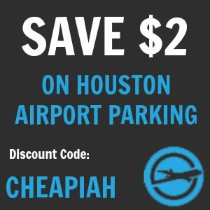 IAH Houston George Bush Airport Parking Coupon http://www.cheapiahparking.com/