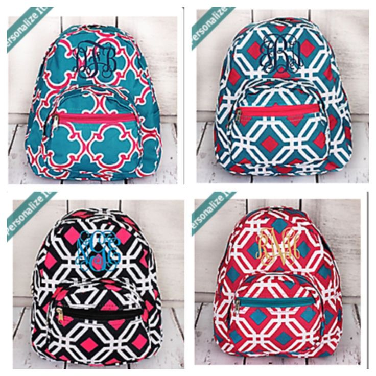 Small backpack, Backpack, Bookbags, personalized backpacks, monogrammed backpack, for kids, backpack for kids, back to school by IAmCreationsbyIvy on Etsy https://www.etsy.com/uk/listing/263385409/small-backpack-backpack-bookbags