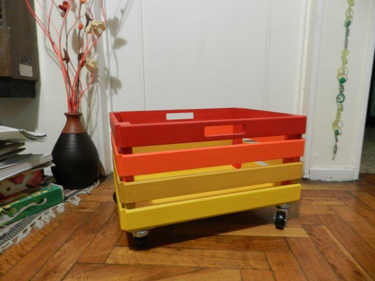 M s de 1000 ideas sobre cajas para guardar juguetes en - Cajon para juguetes ...