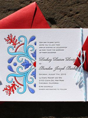 1000 Images About Wedding Invitations On Pinterest Envelope Printing Bell