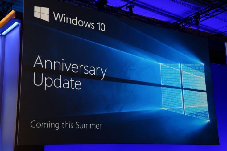 Windows 10's 'Anniversary Update' arrives this summer.  Just because Microsoft is less focused on monolithic Windows releases doesn't mean it's forgetting to deliver big upgrades. The company has used Build 2016 to announce a so-called Anniversary Update for Windows 10 that delivers some hefty improvements.   http://www.engadget.com/2016/03/30/windows-10-anniversary-update/  #CertificationCamps #windows10 #microsoftnews