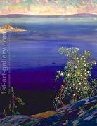 Georgian Bay, Spring  by Arthur Lismer