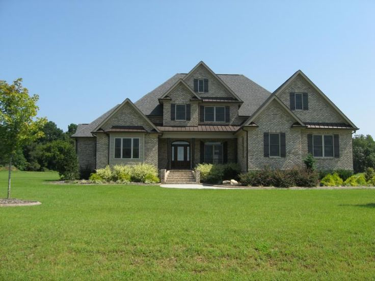 1000 images about new homes exterior on pinterest for New modern homes nashville tn