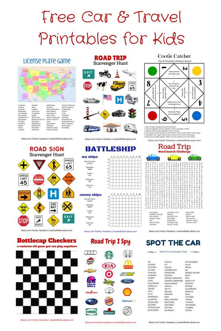 It's just an image of Revered Printable Car Games