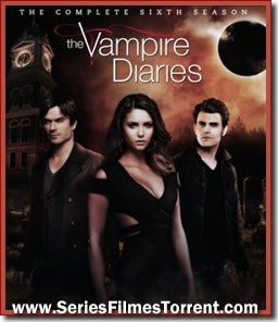 Diários de Um Vampiro 1ª, 2ª, 3ª, 4ª, 5ª e 6ª Temporada Dublado 720p Torrent