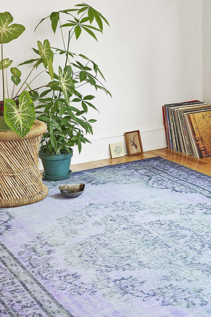 chroma overdyed rug
