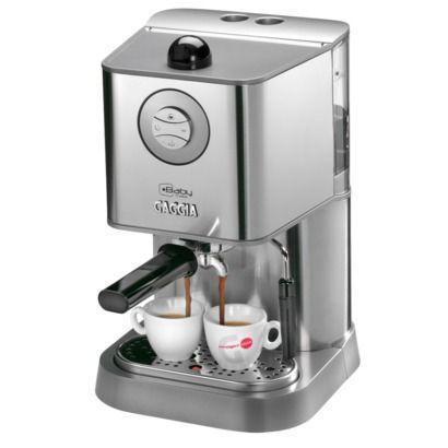 die besten 25 gaggia baby ideen auf pinterest espresso machine rustikale kaffeemaschinen und. Black Bedroom Furniture Sets. Home Design Ideas