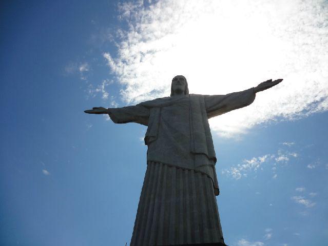 コルコバードの丘(キリスト像)
