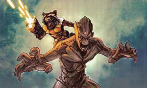 Telltale's Marvel game is Guardians of the Galaxy