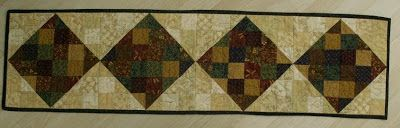 Sew Sisters Quilt Shop: Scrap Block Mania (aka Not Quite A Block of the Month Program