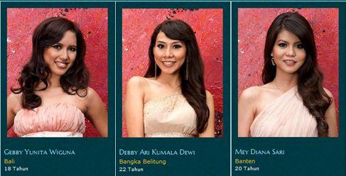 "Miss Indonesia 2013 adalah kontes Miss Indonesia yang ke-9 yang tahun ini mengambil tema ""Beauty for The World"". Malam puncak Miss Indonesia 2013 akan diselenggarakan pada tanggal 20 Februari 2013 di Hall D2 Jakarta International Expo, Jakarta."