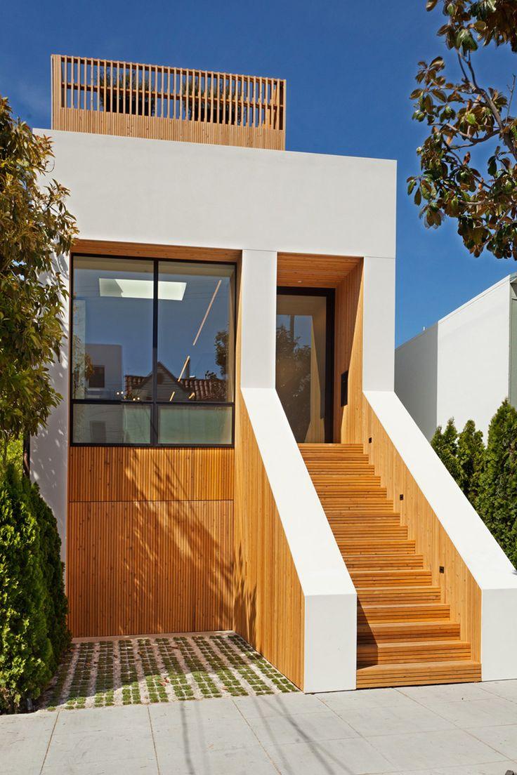 172 best Arhitektura images on Pinterest | Modern homes, Modern ...