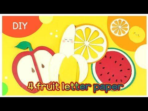 [DIY School supplies] 딸기먹고 새학기를 준비해보자! 분홍분홍 학용품 냉장고 만들기 - YouTube