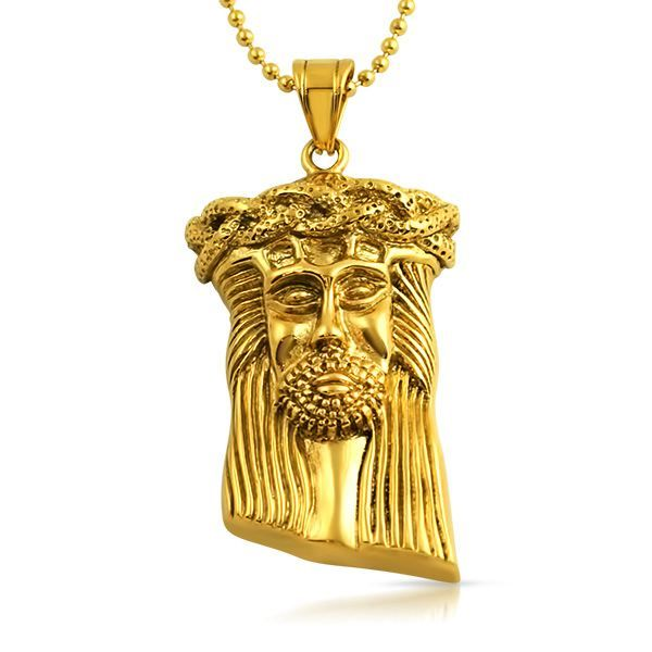 Kairos Necklace: 25+ Best Ideas About Gold Jesus Piece On Pinterest