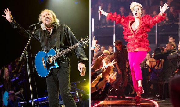 Glastonbury Festival 2017: Barry Gibb takes legend slot PLUS Katy Perry among 88 new acts