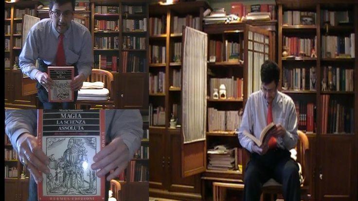 #SanTenChan #presenta e #commenta altri due #libri #balenghi sulla #magia http://youtu.be/5mv1i6OOWb8 San Ten Chan vi commenta un altro #libro #balengo sul #paranormale