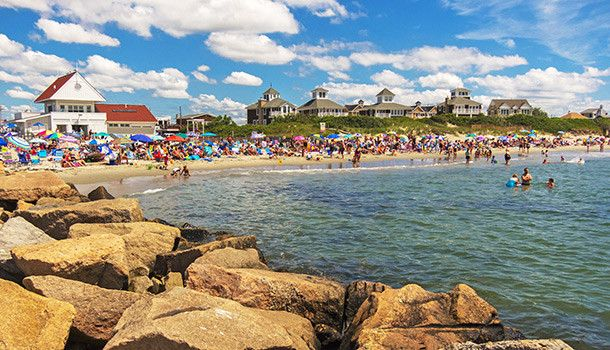 10 Beautiful Beach Weekend Getaways In The Northeast—And Where To Stay