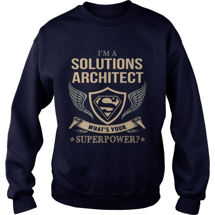 SOLUTIONS ARCHITECT - WHAT IS YOUR SUPERPOWER