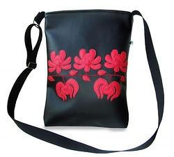 Black Matyo Inspired Bag