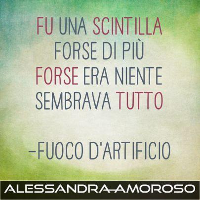 Dall'album #amorepuro... #fuocodartificio!