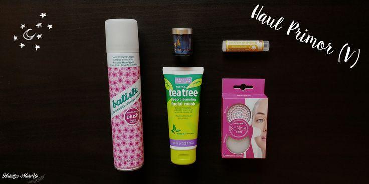 Comprando en... Primor (V) - Hertally's MakeUp