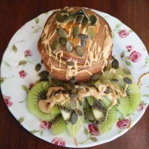 Panquecas de abóbora | Pumpkin pancakes