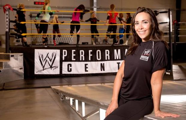 Sara Del Rey Promoted to NXT Assistant Head Coach http://dvadrt.co/1AdjxCJ