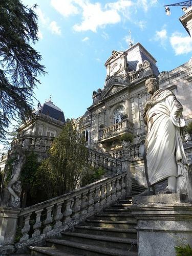 Pazo de Lourizán. #Pontevedra #Galicia