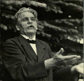 Albert Schweitzer was a life-long member of the Church of the Larger Fellowship.