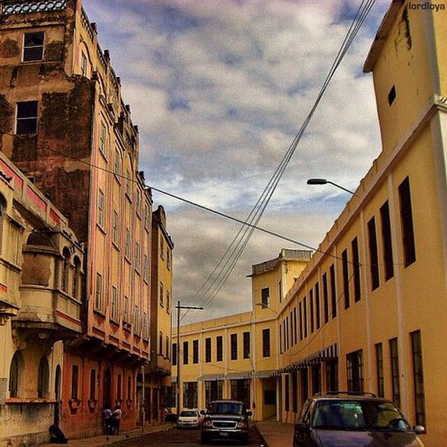 Tampico Downtown