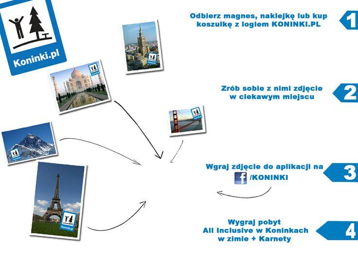 """Letni konkurs dla www.koninki.pl """"Zabierz Koninki na wakacje"""""""