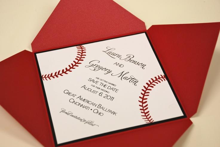 Baseball Wedding Invitation: Best 20+ Baseball Wedding Shower Ideas On Pinterest