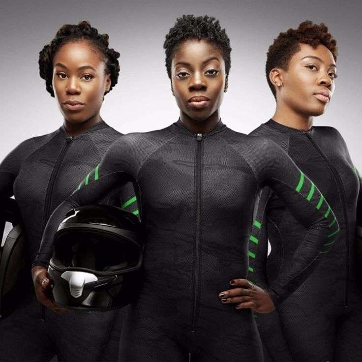 History! Nigeria's Bobsled Team Is Headed To The Winter Olympics | The team is the first African team to qualify in the bobsled category.