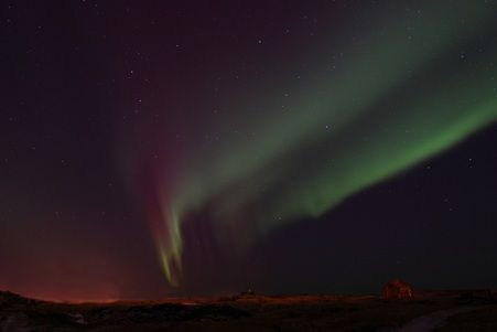 How to Capture the Northern Lights in Iceland | Adventures Overseas