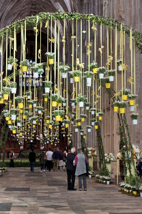Winchester Cathedral – Symphony of Flowers 2013