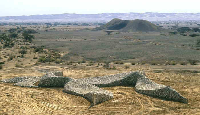 To Life - Israel - Andrew Rogers, Sculptures, Land Art and Artist