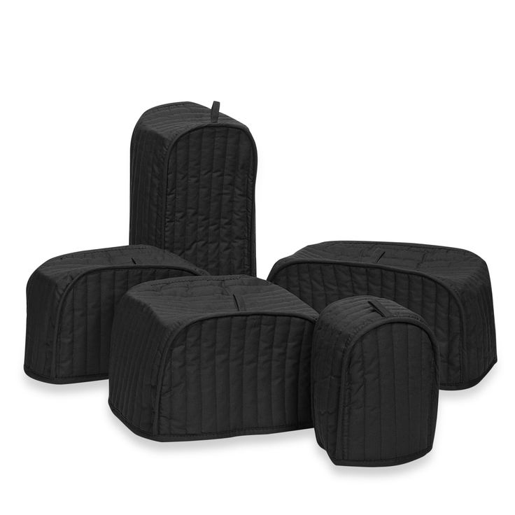 Black Appliance Covers - BedBathandBeyond.ca
