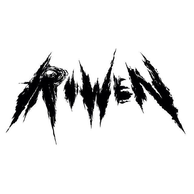 Recent logo work for the new band Riwen, featuring members of cult of luna and totalt jävla mörker #logo #logotype #lettering #riwen