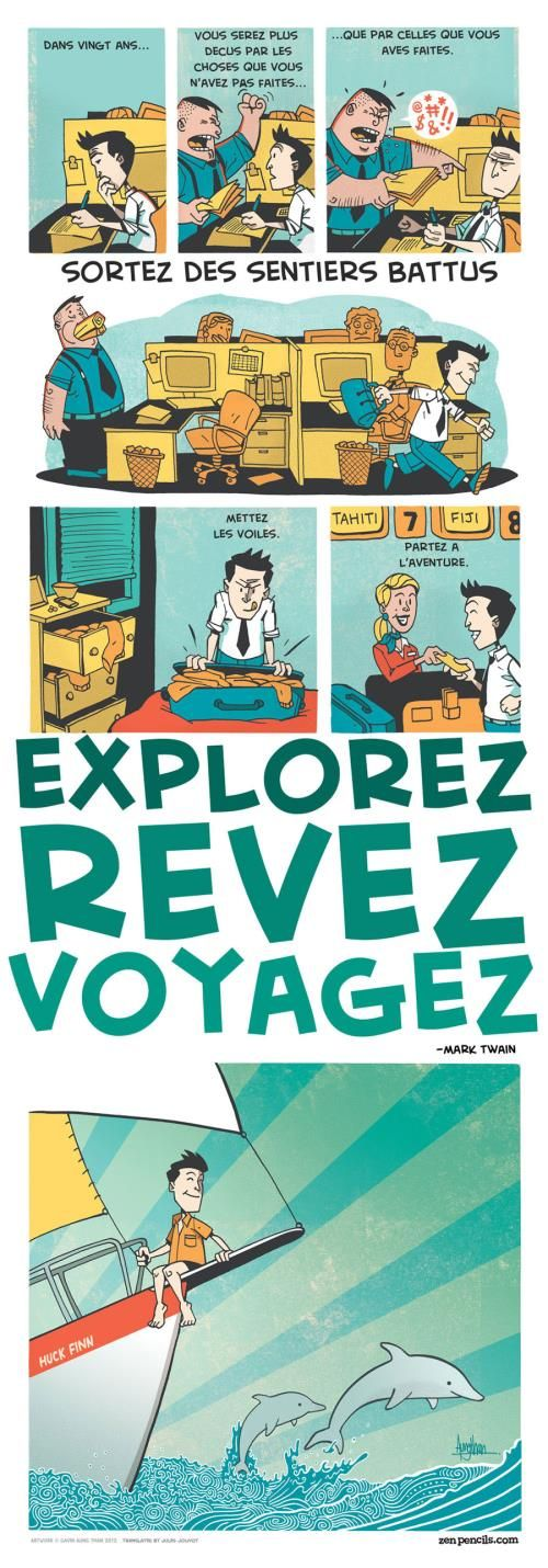 Explorez. Rêvez. Voyagez.   http://www.forhimblog.fr/explorez-revez-voyagez
