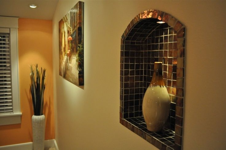 niche decorating ideas | Found on qualityremodelingspecialists.com