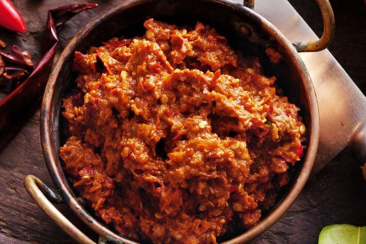 Keep this fragrant, flavoursome paste in the fridge to create authentic curries.