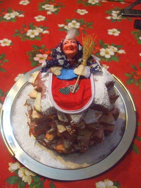 TORTA DI PANDORO