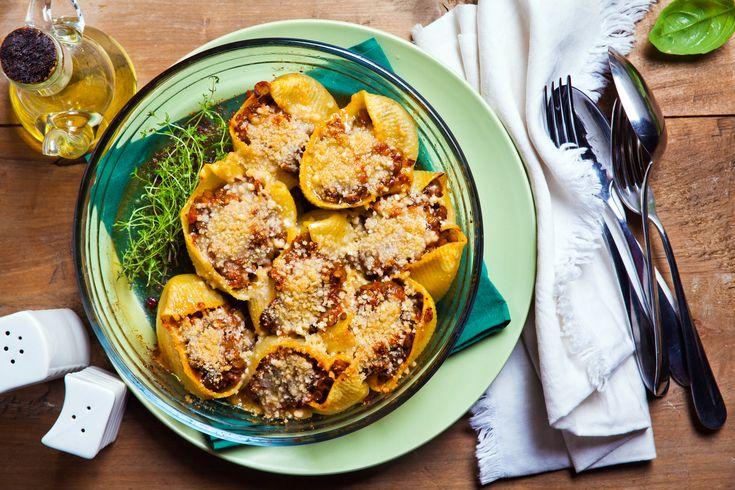 Onze favoriete ovenpasta's (knapperig en met héél veel kaas)