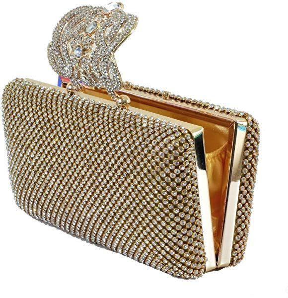 Zanex Handbags Cartera De Mano Para Mujer Amazon Es Zapatos Y Complementos Bolso De Noche Cartera De Mano Cartera