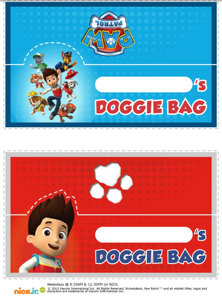 pin by crafty annabelle on paw patrol printables
